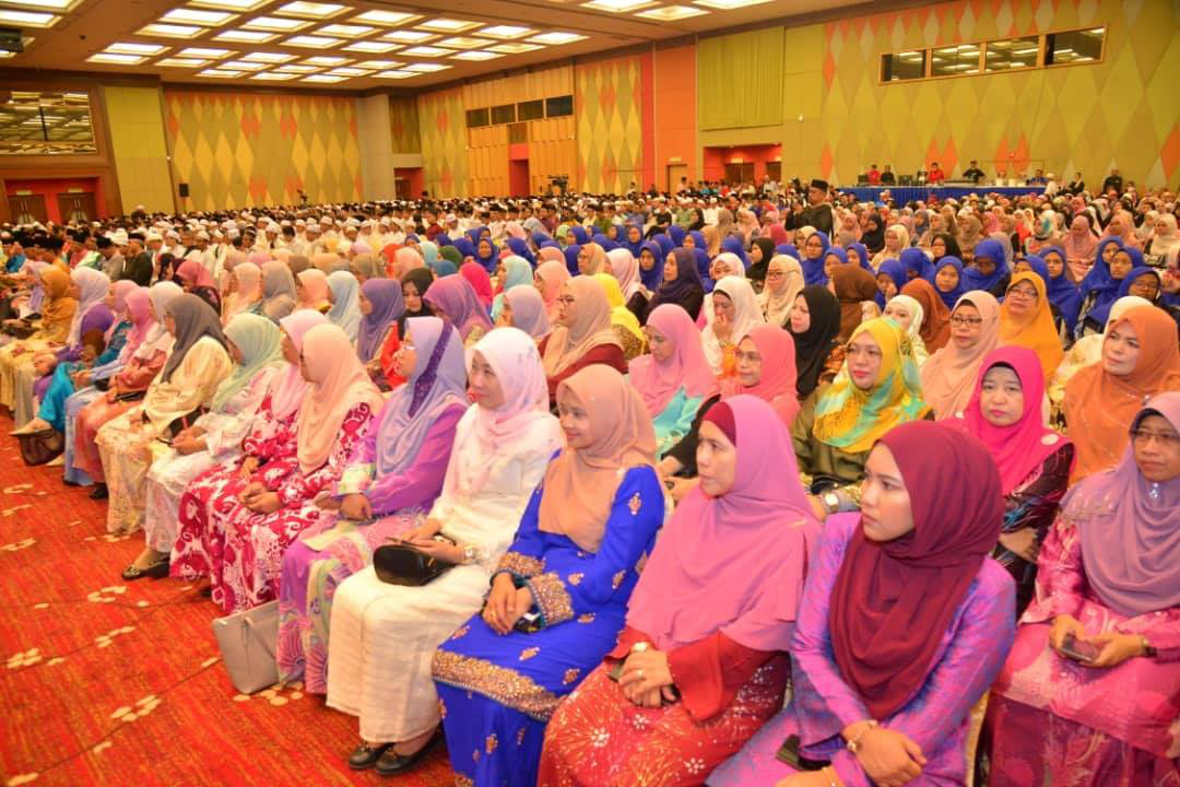 Program Ceramah Perdana