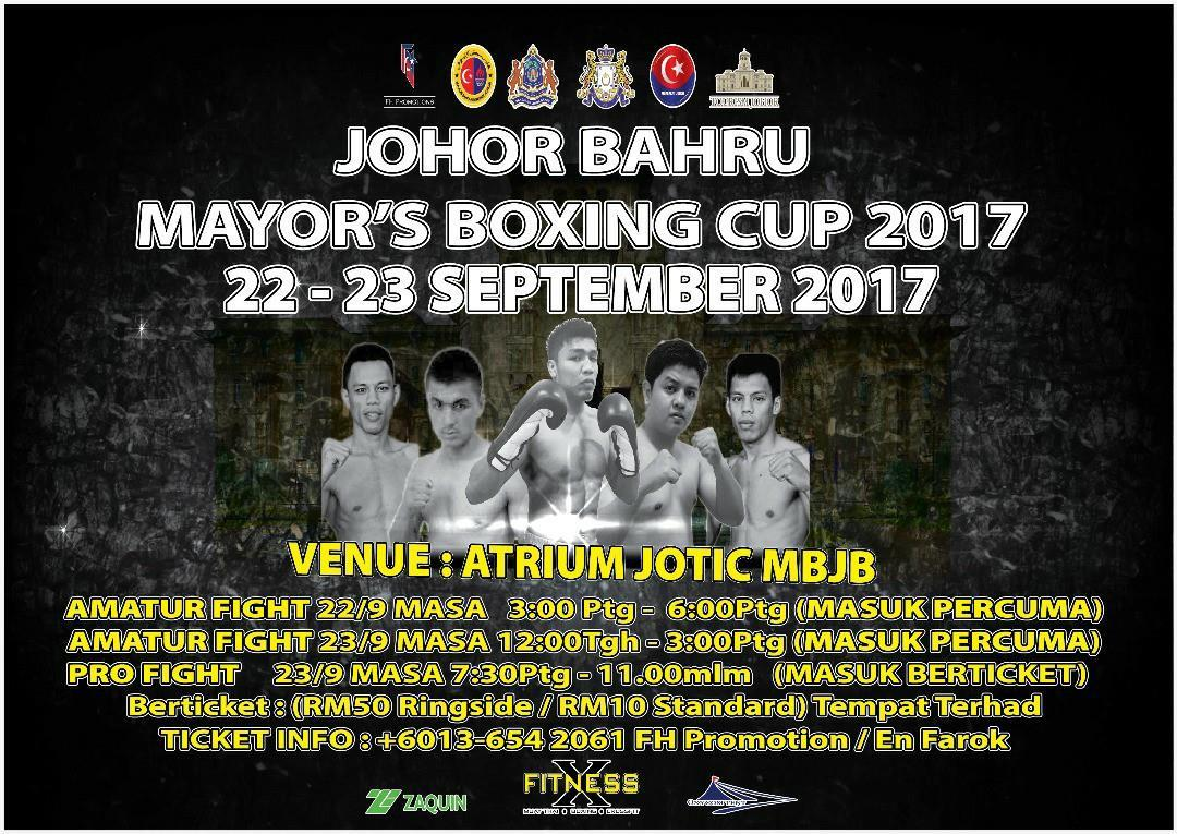 Mayors Boxing Cup 2017