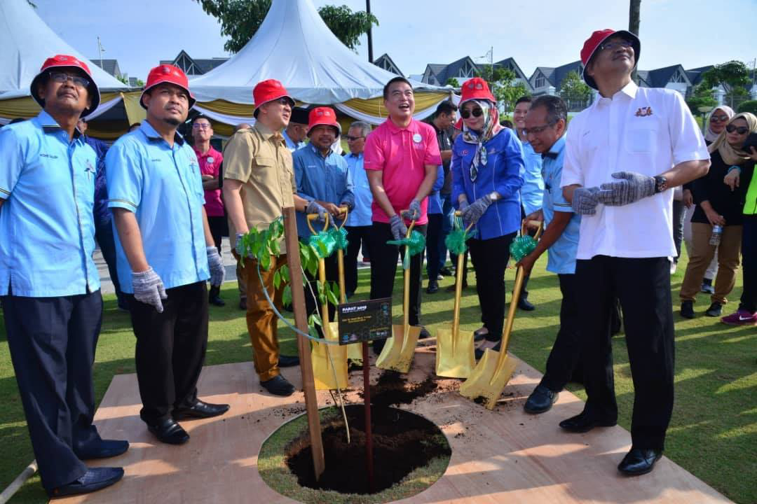 Program Penanaman Pokok Pledge & Plant A Tree  (PAPAT) 2019