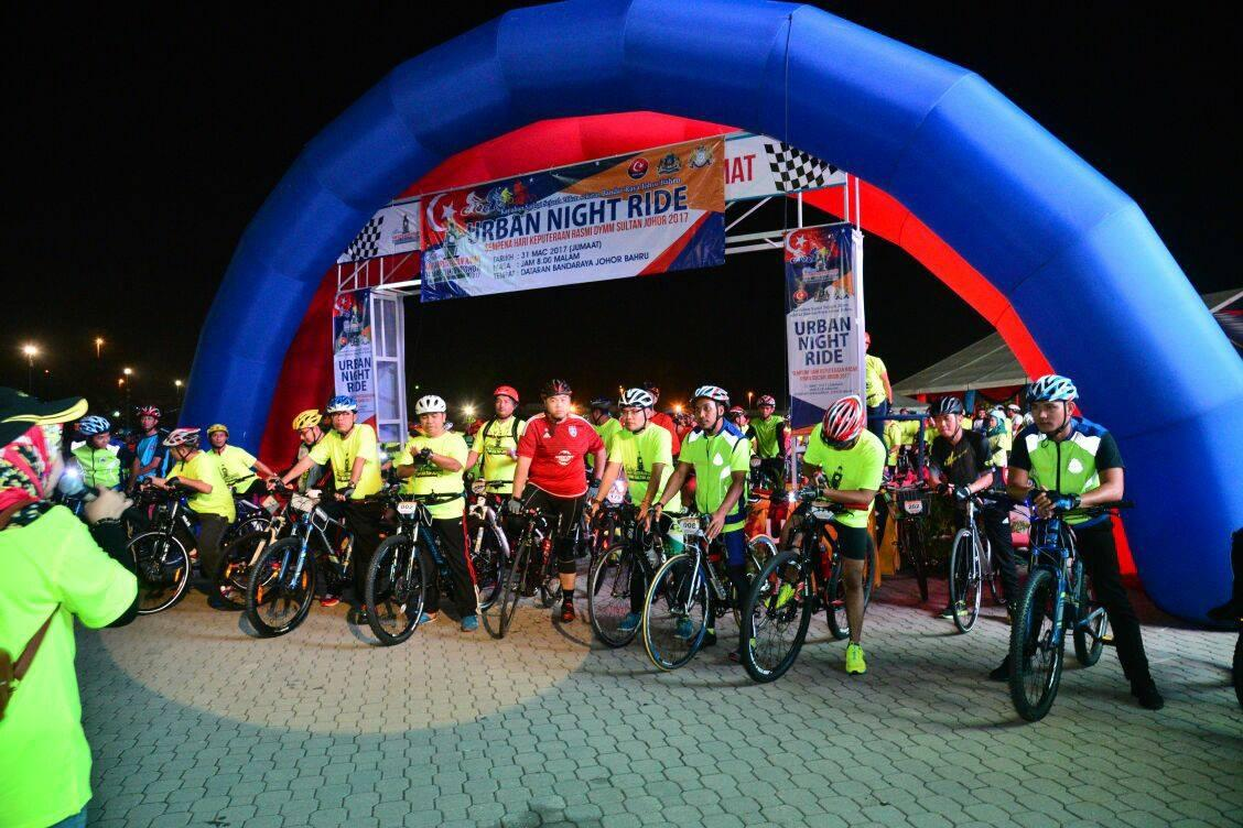 Urban Nite Ride 2017